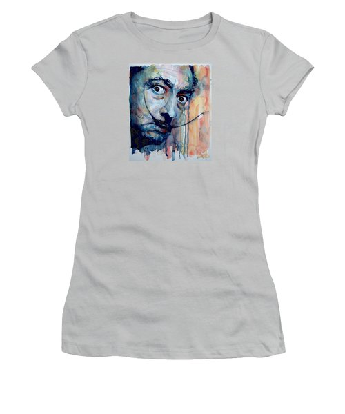 Dali Women's T-Shirt (Athletic Fit)