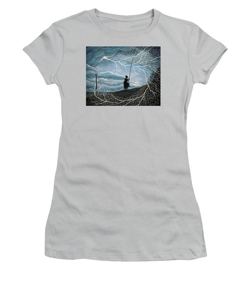 Don Quijote Women's T-Shirt (Athletic Fit)