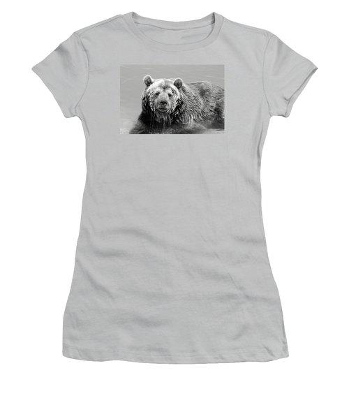 Life Is Good Women's T-Shirt (Junior Cut) by Fiona Kennard
