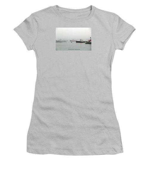 Peaceful Women's T-Shirt (Junior Cut)