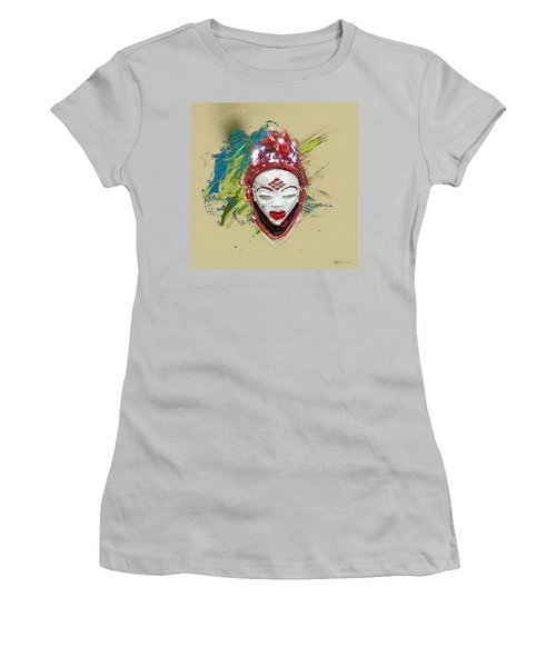 Star Spirits - Maiden Spirit Mukudji Women's T-Shirt (Junior Cut) by Serge Averbukh