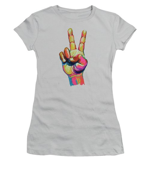 Symbol Women's T-Shirt (Athletic Fit)