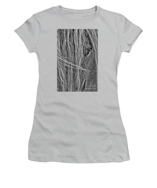 Wild Women's T-Shirt (Athletic Fit)
