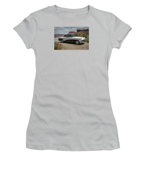 1956 Buick Special Women's T-Shirt (Athletic Fit)