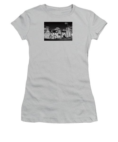 Clackmannan Women's T-Shirt (Junior Cut) by Jeremy Lavender Photography