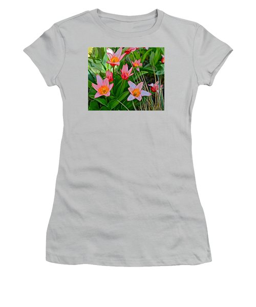 2016 Acewood Tulips 2 Women's T-Shirt (Athletic Fit)