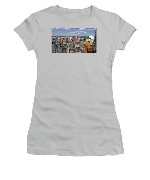 27th Street Lic 5 Women's T-Shirt (Athletic Fit)