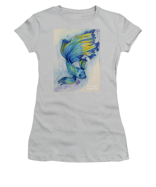 Betta Women's T-Shirt (Athletic Fit)