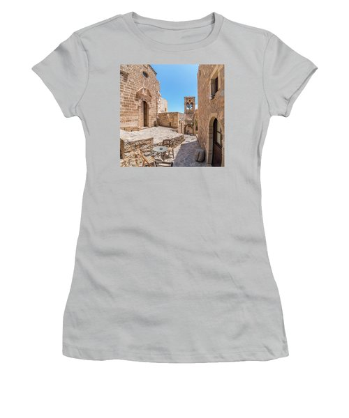 Monemvasia - Greece Women's T-Shirt (Athletic Fit)