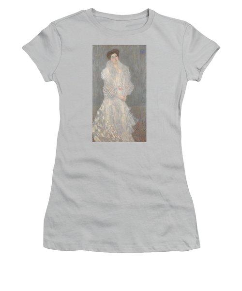 Portrait Of Hermine Gallia Women's T-Shirt (Athletic Fit)