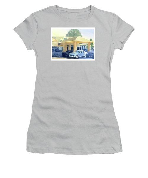 '55 Belaire Women's T-Shirt (Athletic Fit)