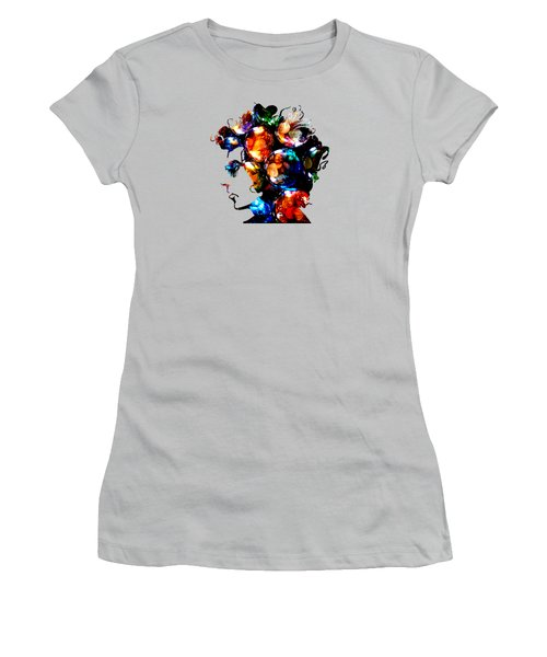 Bob Dylan Collection Women's T-Shirt (Athletic Fit)