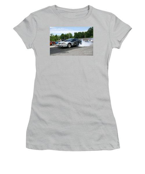 8582 06-15-2015 Esta Safety Park Women's T-Shirt (Athletic Fit)
