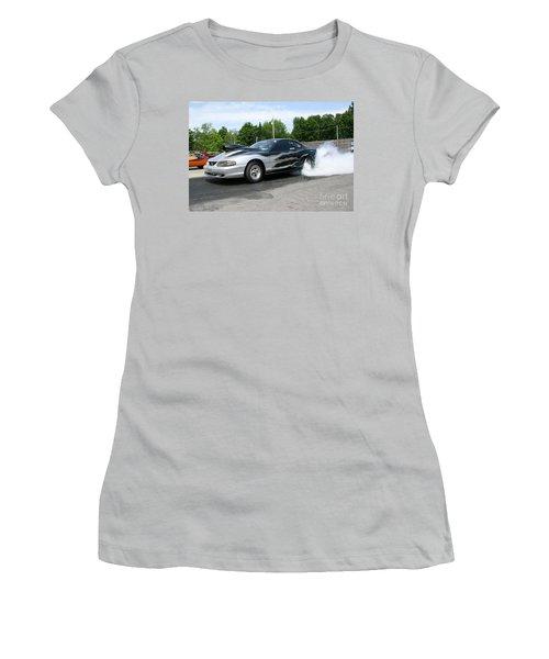 8583 06-15-2015 Esta Safety Park Women's T-Shirt (Athletic Fit)