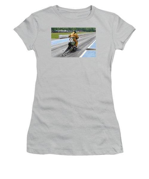 8741 06-15-2015 Esta Safety Park Women's T-Shirt (Athletic Fit)