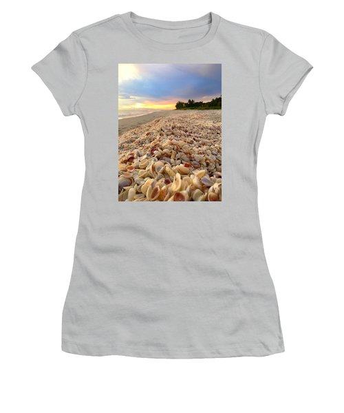 Women's T-Shirt (Junior Cut) featuring the photograph Access 7 by Melanie Moraga
