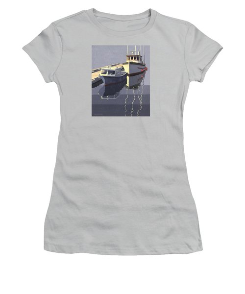 After The Rain Women's T-Shirt (Junior Cut) by Gary Giacomelli