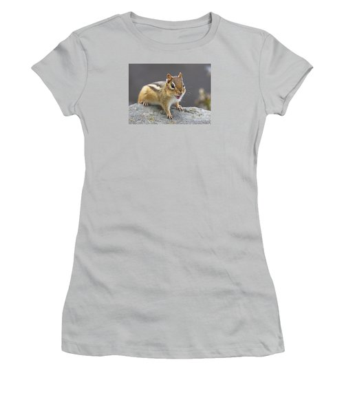 Alvinnn... Women's T-Shirt (Athletic Fit)