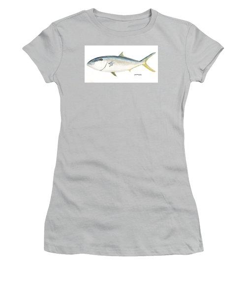 Amberjack Women's T-Shirt (Athletic Fit)
