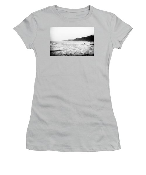 Ambitious Women's T-Shirt (Athletic Fit)