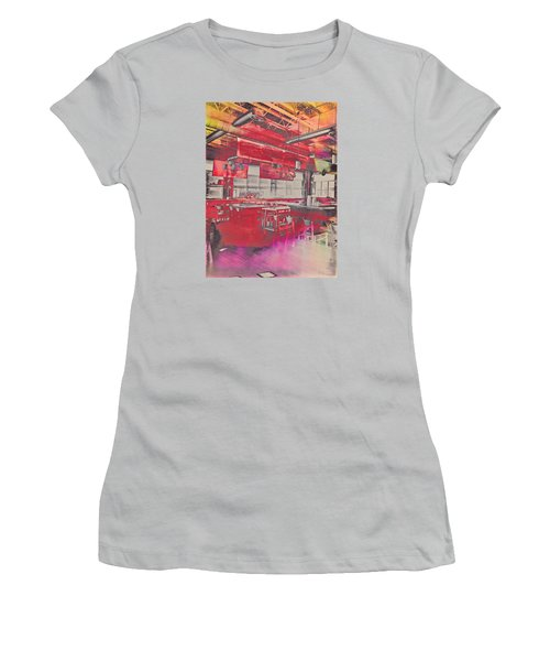 Amusements  Women's T-Shirt (Junior Cut) by Susan Stone