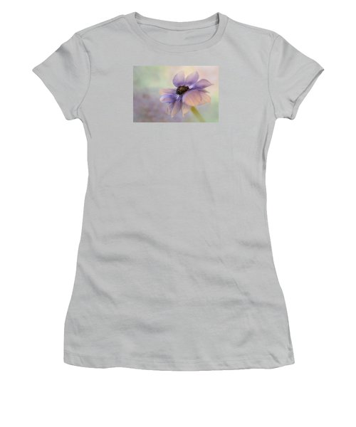 Anemone Flower Women's T-Shirt (Athletic Fit)