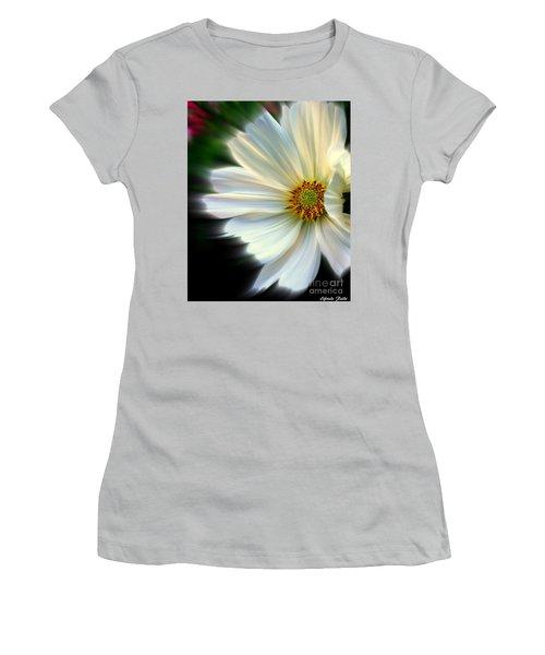 Angelic Women's T-Shirt (Junior Cut) by Elfriede Fulda