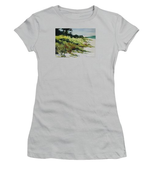 Anna Marie Island Women's T-Shirt (Athletic Fit)