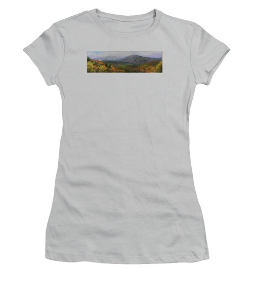 Appalachian Fall Women's T-Shirt (Athletic Fit)