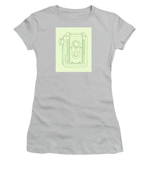 Argoflex Green Women's T-Shirt (Athletic Fit)