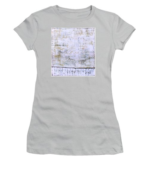 Art Print Abstract 96 Women's T-Shirt (Athletic Fit)