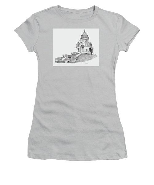 Ashton Memorial Women's T-Shirt (Athletic Fit)