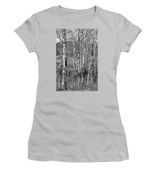 Aspens Women's T-Shirt (Athletic Fit)