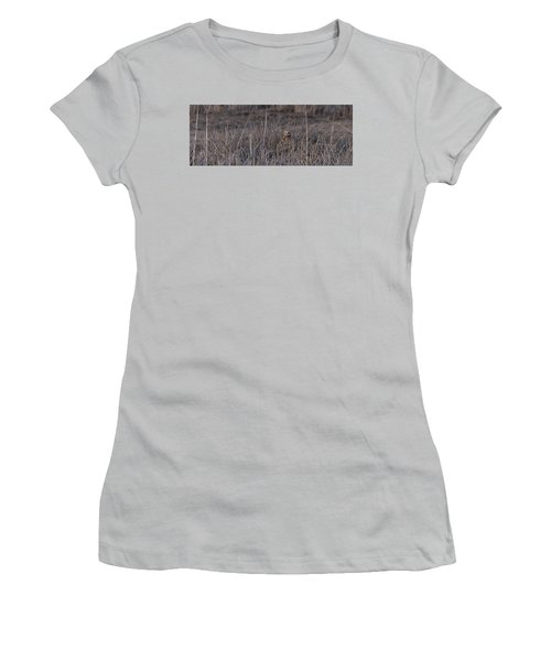 At Sunset Women's T-Shirt (Athletic Fit)