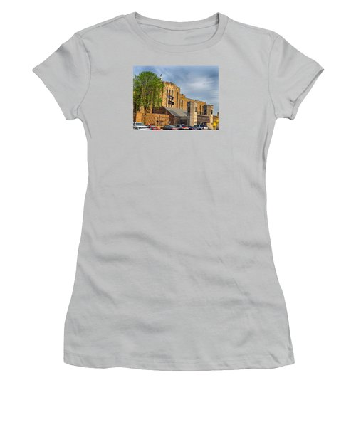 Auburn Correctional Facility Women's T-Shirt (Athletic Fit)