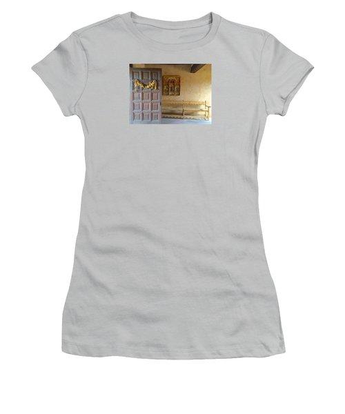 Autumn In Albuquerque Women's T-Shirt (Junior Cut) by Brenda Pressnall