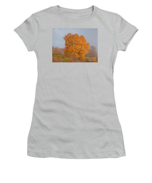 Autumn Over Prettyboy Women's T-Shirt (Athletic Fit)