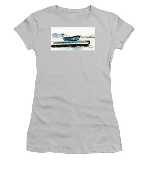 Barnstable Skiff Women's T-Shirt (Athletic Fit)