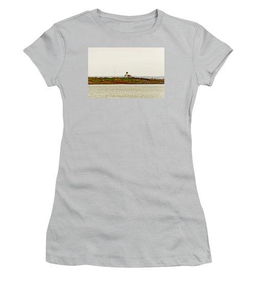 Bayonne Golf Club Women's T-Shirt (Athletic Fit)