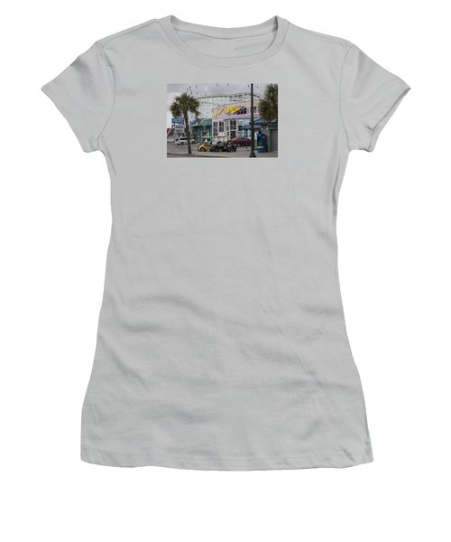 Beach Bums - Myrtle Beach South Carolina Women's T-Shirt (Athletic Fit)