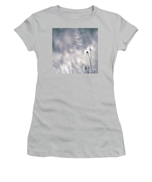 Women's T-Shirt (Junior Cut) featuring the photograph Beaute Des Champs - 0101 by Variance Collections