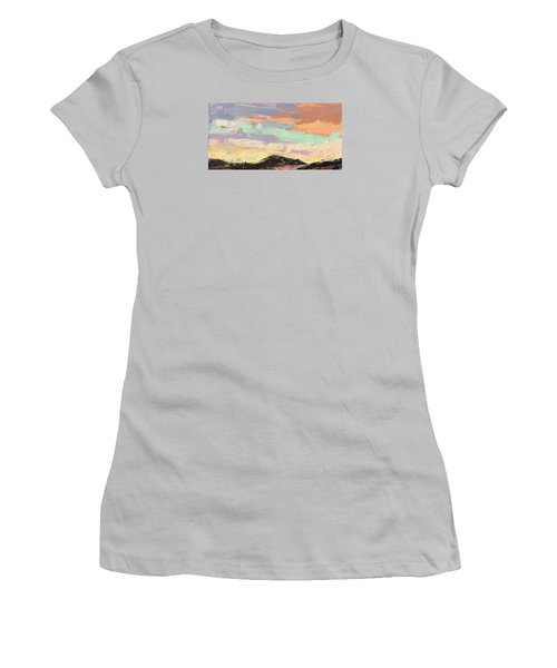 Beauty In The Journey Women's T-Shirt (Junior Cut) by Nathan Rhoads
