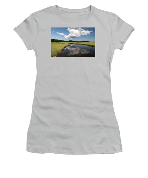 Bells Neck Road 2 Women's T-Shirt (Athletic Fit)