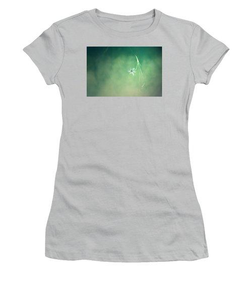 Below Summer  Women's T-Shirt (Athletic Fit)