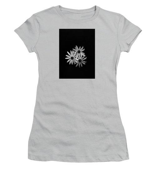 Black Eyed Susan's 1 Women's T-Shirt (Junior Cut) by Simone Ochrym