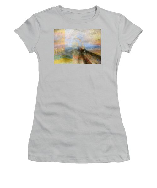 Blend 5 Turner Women's T-Shirt (Junior Cut) by David Bridburg