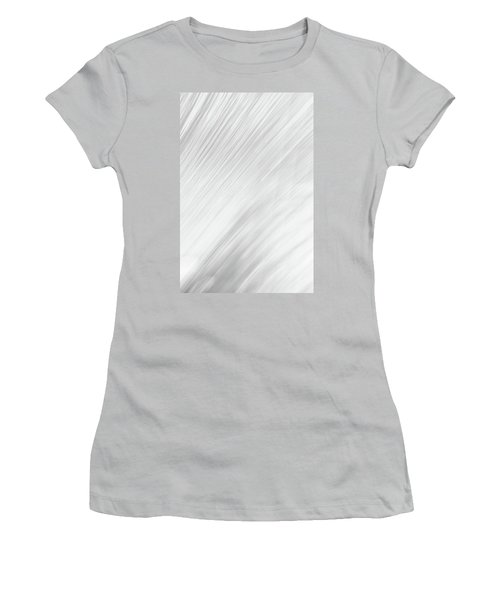 Blurred #4 Women's T-Shirt (Athletic Fit)