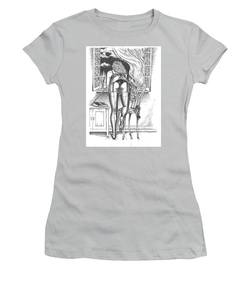 BOB Women's T-Shirt (Athletic Fit)