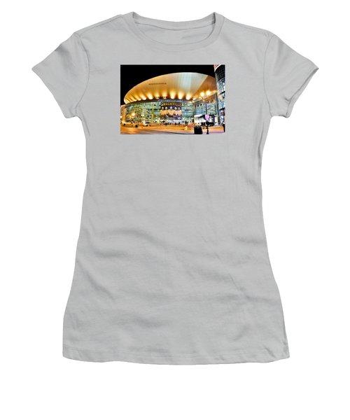 Bridgestone Arena Women's T-Shirt (Athletic Fit)