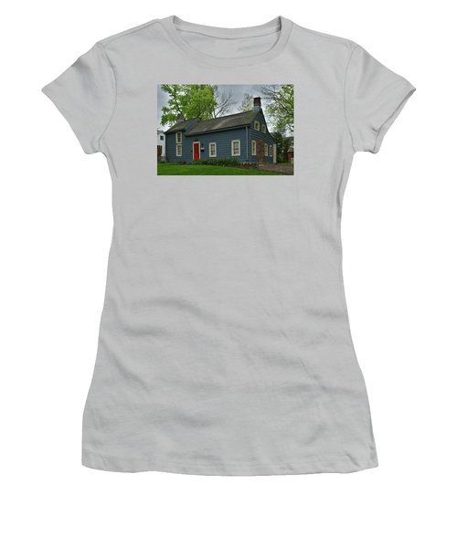 Brougham Cottage Women's T-Shirt (Junior Cut) by Kenneth Cole